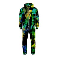 Rumba On A Chad Lake 10 Hooded Jumpsuit (kids)