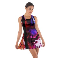 Absurd Theater In And Out 4 Cotton Racerback Dress