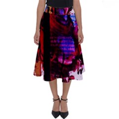 Absurd Theater In And Out 4 Perfect Length Midi Skirt