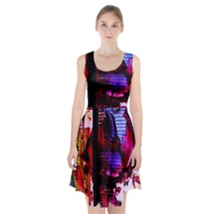 Absurd Theater In And Out 4 Racerback Midi Dress