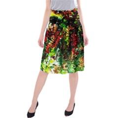 Resort Midi Beach Skirt by bestdesignintheworld