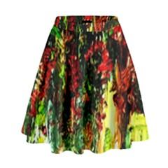Resort High Waist Skirt by bestdesignintheworld