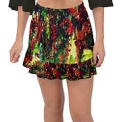 Resort Fishtail Mini Chiffon Skirt by bestdesignintheworld