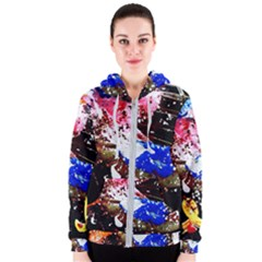 Smashed Butterfly 5 Women s Zipper Hoodie