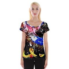 Smashed Butterfly 5 Cap Sleeve Tops
