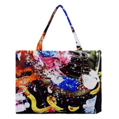 Smashed Butterfly 5 Medium Tote Bag