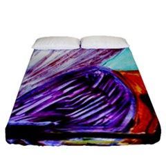House Will Be Built 10 Fitted Sheet (queen Size)