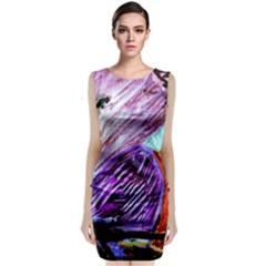 House Will Be Built 10 Classic Sleeveless Midi Dress