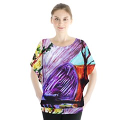 House Will Be Built 10 Blouse