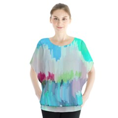 Abstract Background Blouse