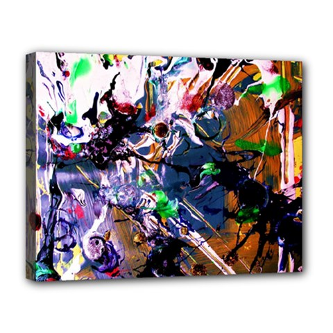 Jealousy   Battle Of Insects 6 Canvas 14  X 11