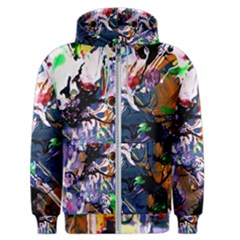 Jealousy   Battle Of Insects 6 Men s Zipper Hoodie