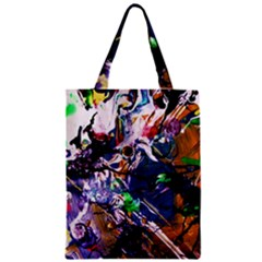 Jealousy   Battle Of Insects 6 Zipper Classic Tote Bag