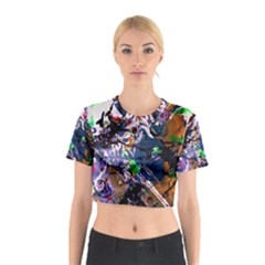 Jealousy   Battle Of Insects 6 Cotton Crop Top