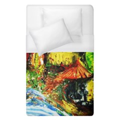 St Barbara Resort Duvet Cover (single Size)