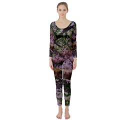 Old Tree 6 Long Sleeve Catsuit