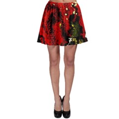 Piggy Bank 3 Skater Skirt