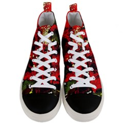Piggy Bank 3 Men s Mid Top Canvas Sneakers