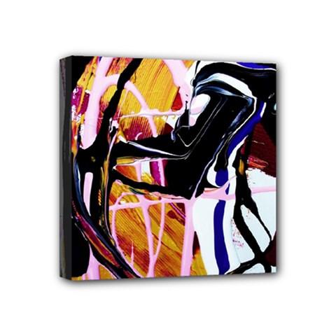 Immediate Attraction 2 Mini Canvas 4  X 4  by bestdesignintheworld