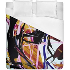 Immediate Attraction 2 Duvet Cover (california King Size)