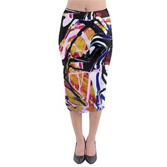 Immediate Attraction 2 Midi Pencil Skirt