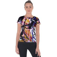 Immediate Attraction 2 Short Sleeve Sports Top