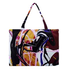 Immediate Attraction 2 Medium Tote Bag by bestdesignintheworld