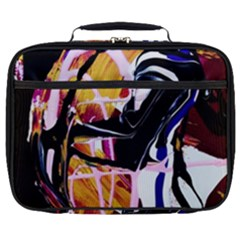Immediate Attraction 2 Full Print Lunch Bag by bestdesignintheworld