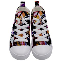Immediate Attraction 2 Kid s Mid Top Canvas Sneakers