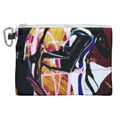 Immediate Attraction 2 Canvas Cosmetic Bag (xl) by bestdesignintheworld