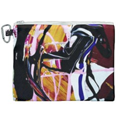 Immediate Attraction 2 Canvas Cosmetic Bag (xxl) by bestdesignintheworld