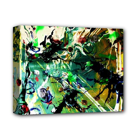 Jealousy   Battle Of Insects 4 Deluxe Canvas 14  X 11  by bestdesignintheworld