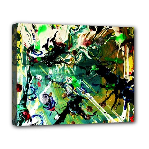 Jealousy   Battle Of Insects 4 Deluxe Canvas 20  X 16