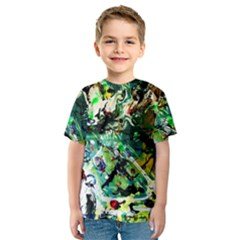 Jealousy   Battle Of Insects 4 Kids  Sport Mesh Tee