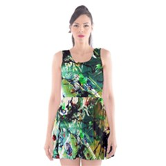 Jealousy   Battle Of Insects 4 Scoop Neck Skater Dress