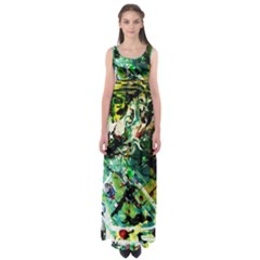 Jealousy   Battle Of Insects 4 Empire Waist Maxi Dress