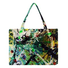 Jealousy   Battle Of Insects 4 Medium Tote Bag