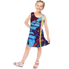 Roundway Ticket 1 Kids  Tunic Dress