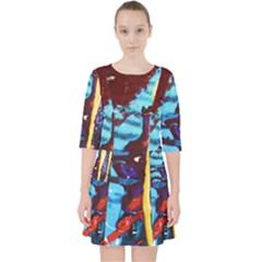 Roundway Ticket 1 Pocket Dress