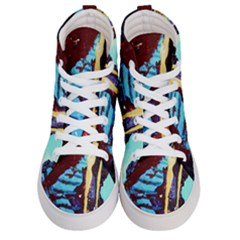Roundway Ticket 1 Women s Hi Top Skate Sneakers