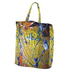 Lunar Eclipse 5 Giant Grocery Zipper Tote