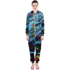 Totem 1 Hooded Jumpsuit (ladies)