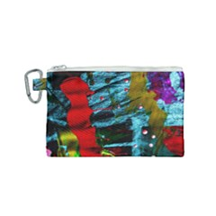 Totem 1 Canvas Cosmetic Bag (small)