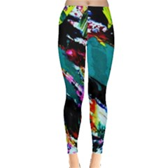 Tulips First Sprouts 6 Leggings