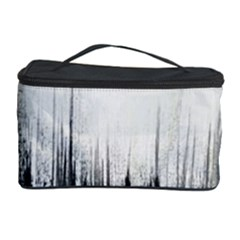 Simple Abstract Art Cosmetic Storage Case