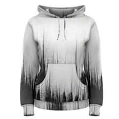 Simple Abstract Art Women s Pullover Hoodie