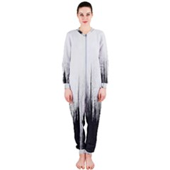 Simple Abstract Art OnePiece Jumpsuit (Ladies)