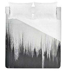 Simple Abstract Art Duvet Cover (Queen Size)
