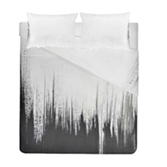 Simple Abstract Art Duvet Cover Double Side (full/ Double Size)