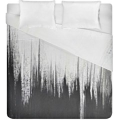 Simple Abstract Art Duvet Cover Double Side (King Size)